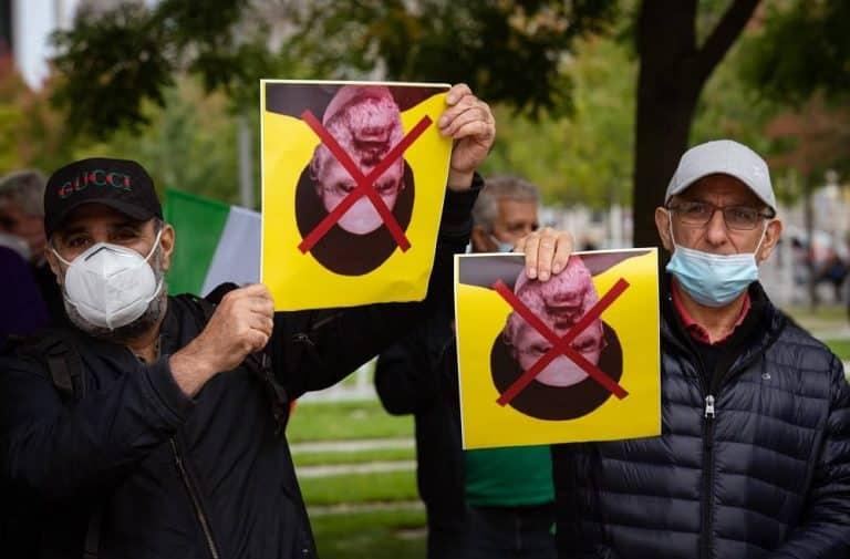Formal Request Made to Arrest Iran's Regime President Ebrahim Raisi