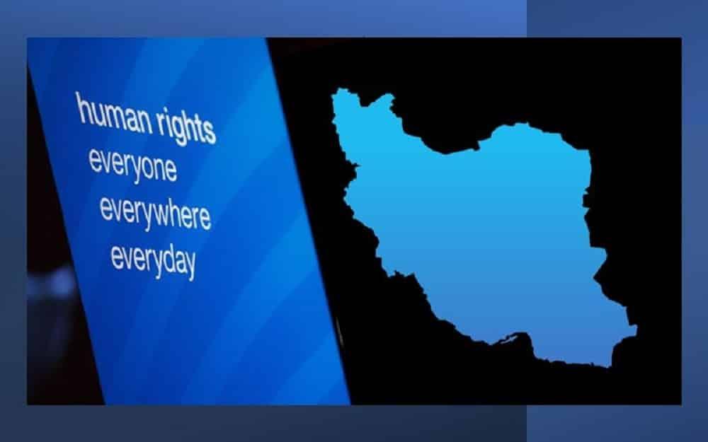 Iran-hak asasi manusia