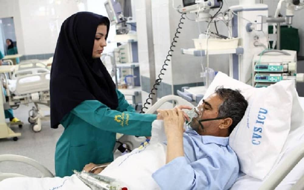 Iran-perawat