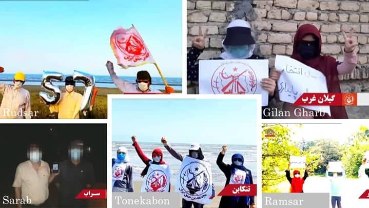 The MEK's Resistance Units: The Driving Force of the Protests and Uprisings in Iran