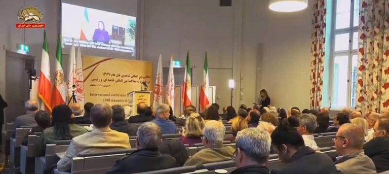 Struan Stevenson: Hold Iran's Raisi to Account For His Role in 1988 Massacre