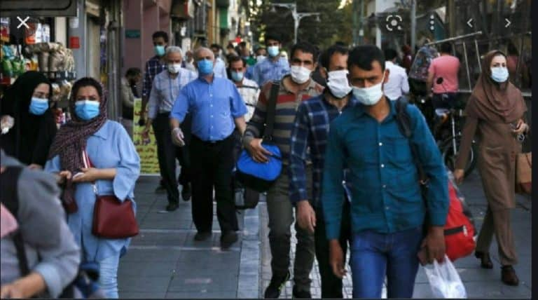 Glance and Iran State Media: Worsening COVID-19 Crisis