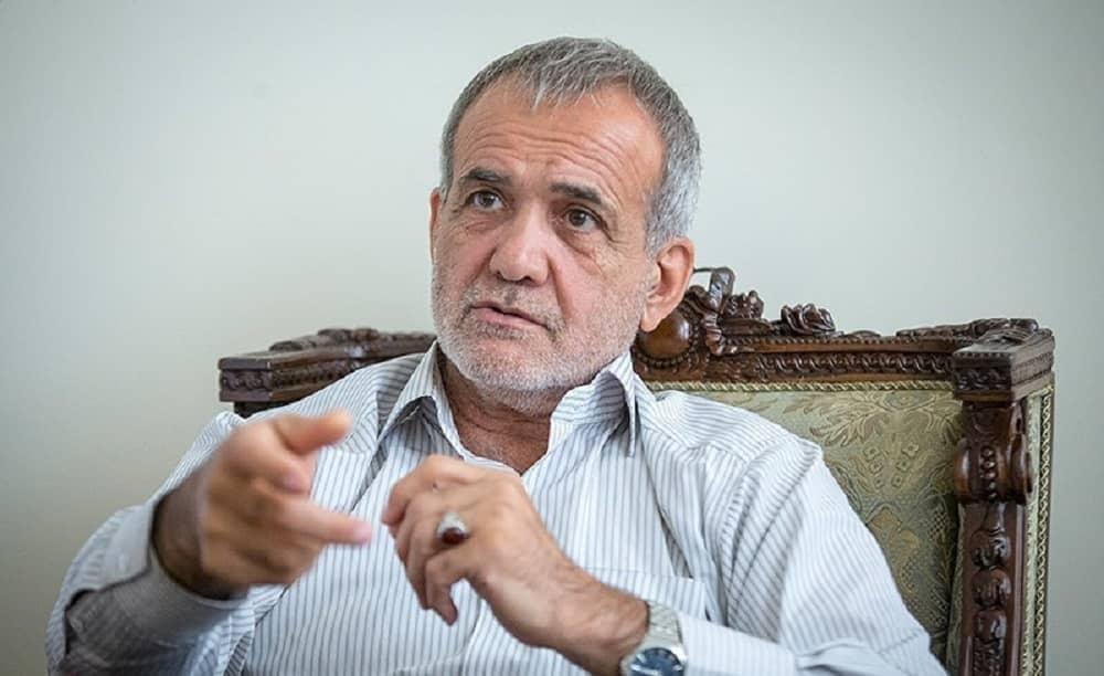 masoud-pezeshkian-iran