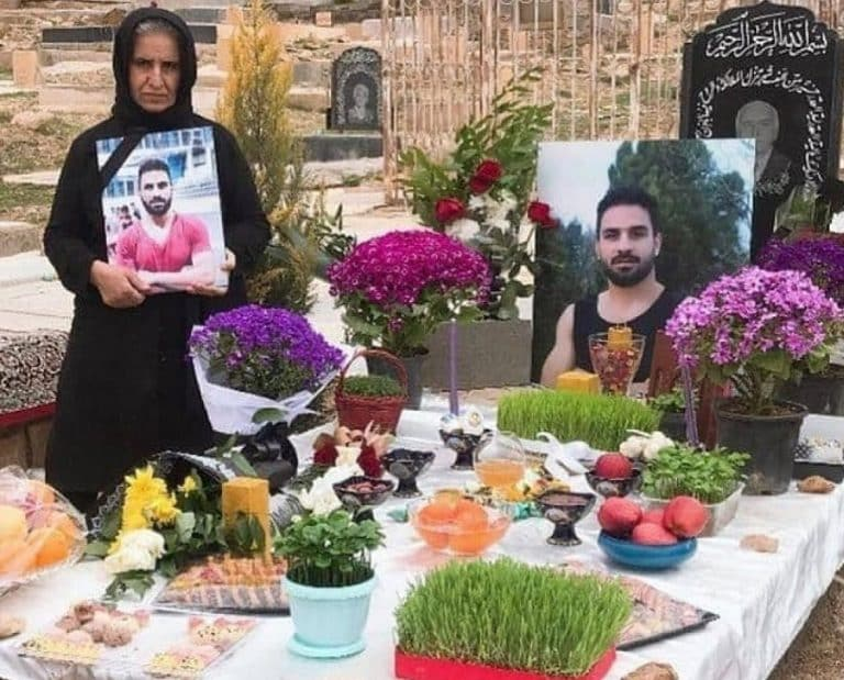 Iran: On Anniversary of Navid Afkari's Execution, His Murderer Would Be Embraced by UN?