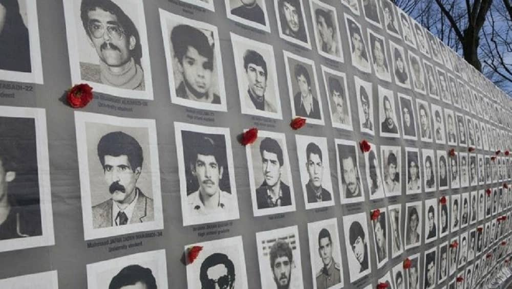 summer of 1988, more than 30,000 political prisoners