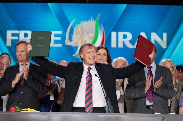 The British Committee For Iran Freedom (BCFIF) Statement Following The Passing Of Its Co-chairman, Sir David Amess