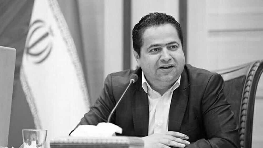 Hossein Pir Moazen, head of the Iran-Azerbaijan Joint Chamber-min