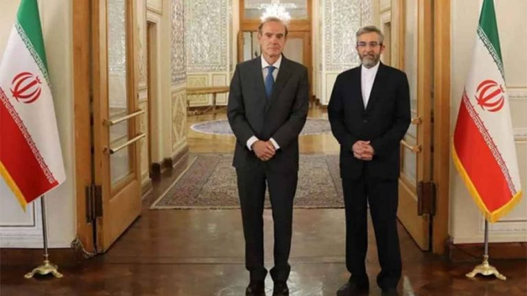 EU Nuclear Envoy's Visit to Iran Only Emboldens Mullahs in Their Race Toward an Atomic Bomb