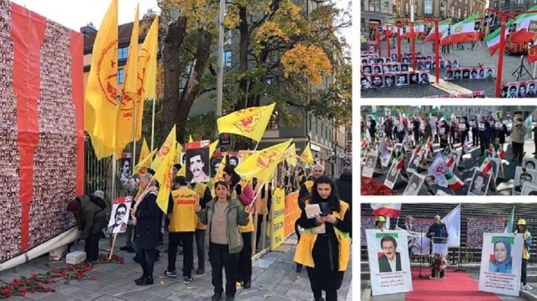 World Day Against Death Penalty And Iran Under the Mass Murderers Regime