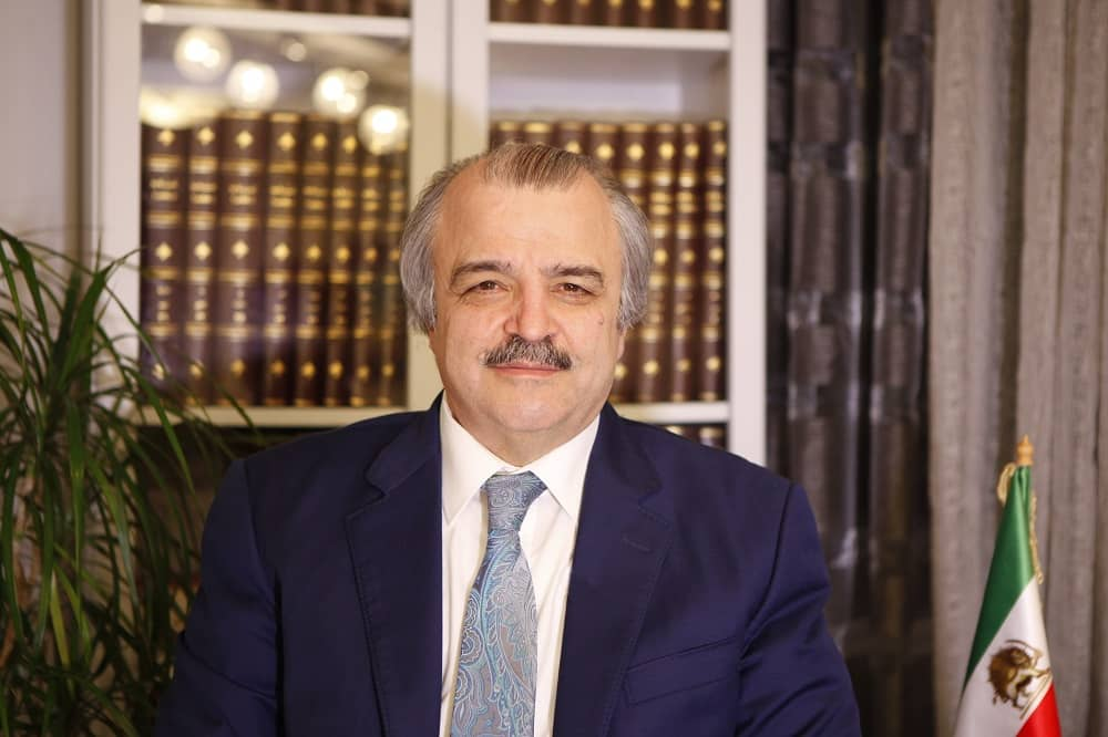 Mohammad Mohaddessin, Chairman of the NCRI's Foreign Affairs Committee