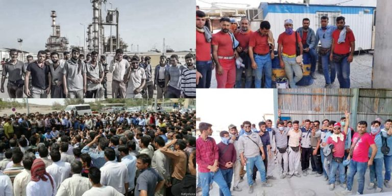 A Glance at Iran Oil Workers' Strike