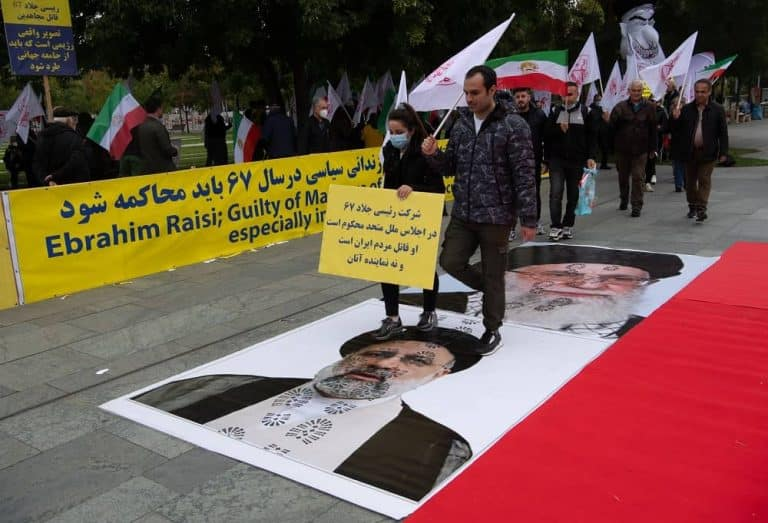 Embracing Iran's Raisi Amplifies Threat Posed by His Regime