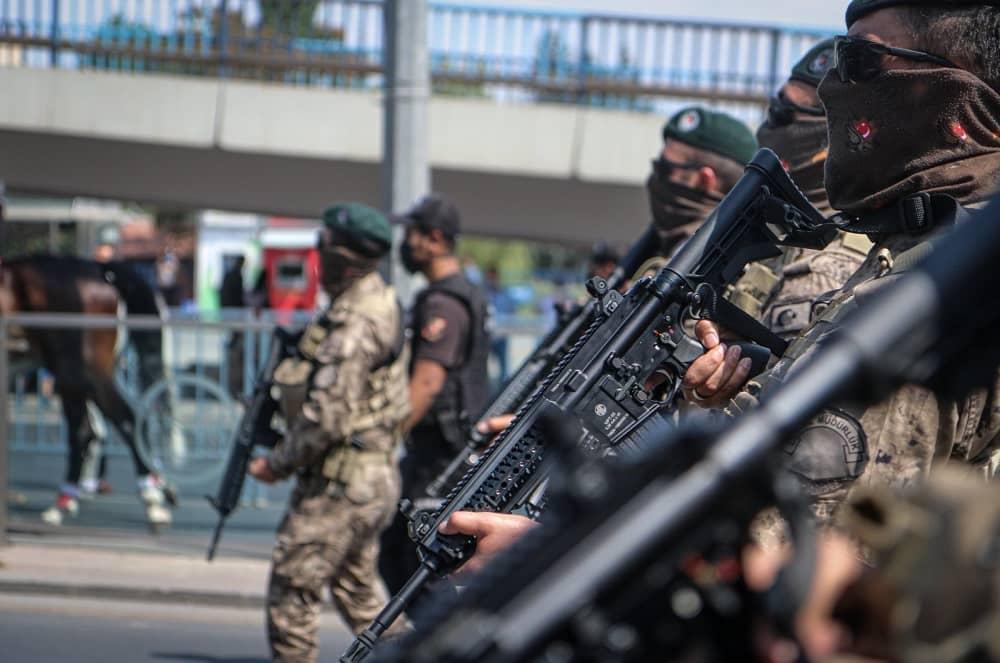 Turkish police-Reuters, Photo File (1)