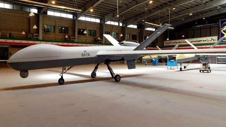 Iran's Terrorism by Drones
