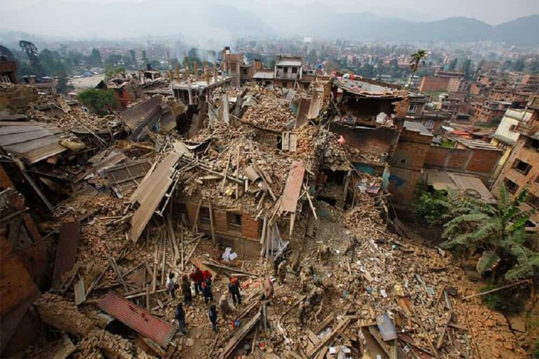 Earthquakes in Iran and the International Day for Natural Disaster Reduction