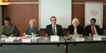 Fringe meeting on Iran in the annual conference of the British Liberal Democratic Party
