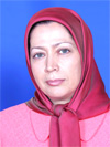 Maryam Rajavi, President-elect of the National Council of Resistance of Iran