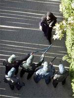 Women suppression in Iran