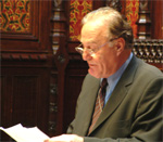 Lord Corbett of Castle Vale, Chair of the Labor Peers Group