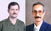 Hossein Pouyan and Mohammad-Ali Zahedi