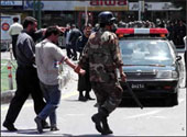 Arrests in Iran