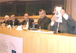 Euro MPs angered by Mottaki's visit to European Parliament