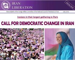 Iran Liberation Taverny