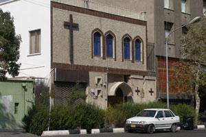 A church in Iran