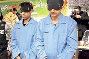 Rahman K. and Mehdi R., sentenced in Iran to amputation