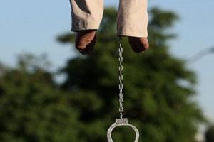 Five prisoners were hanged in Iran