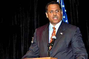 Ambassador Ken Blackwell