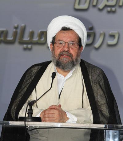 Ayatollah Jalal Ganjei, National Council of Resistance of Iran (NCRI)