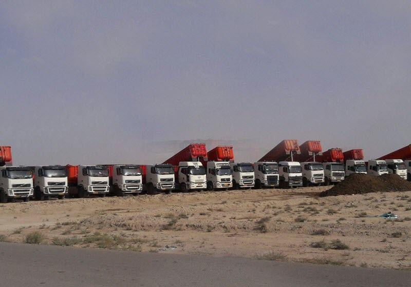 Iran-Nationwide-Truck-Drivers-Strike-fourth-day