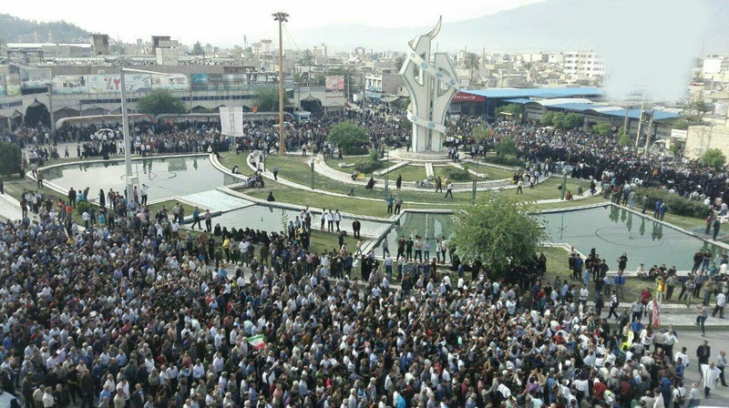 Kazerun Uprising – the Beginning of the End for the Iran Regime