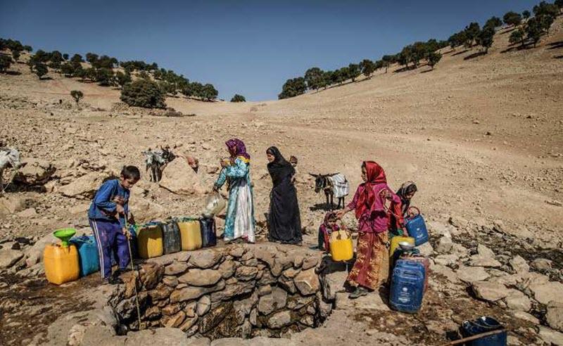 Water Crisis in Iran