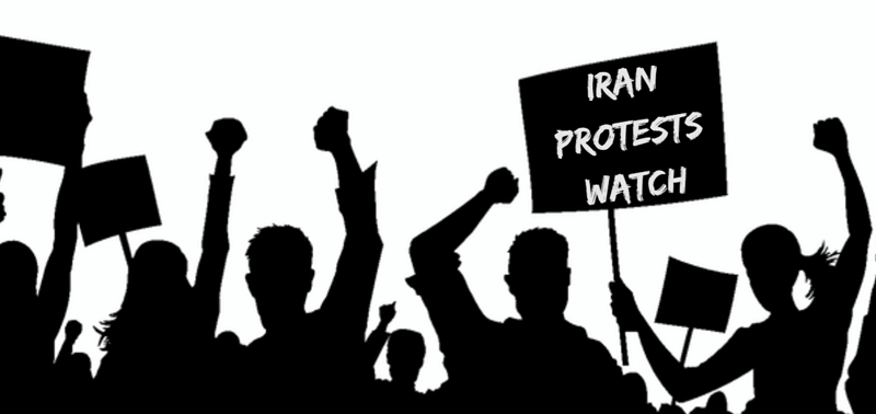 Iran Protests Watch - June 11, 2018