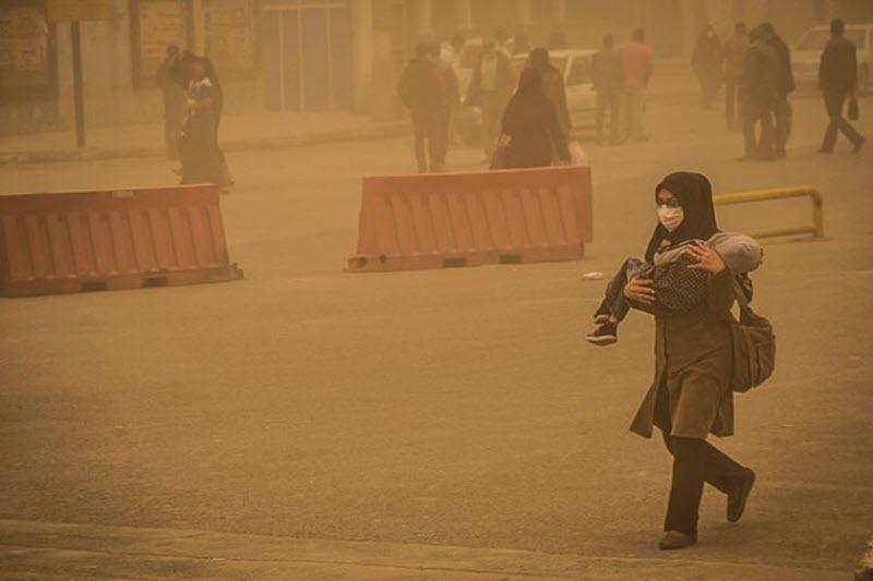 Iran's environmental protection