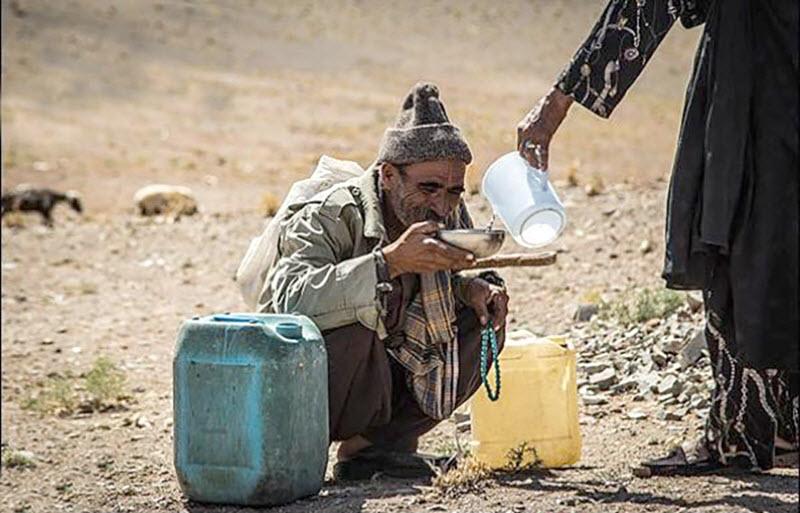 Water Shortage-Iran