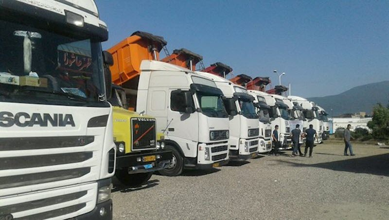 State Mafia Swindling Iranian Truck Drivers