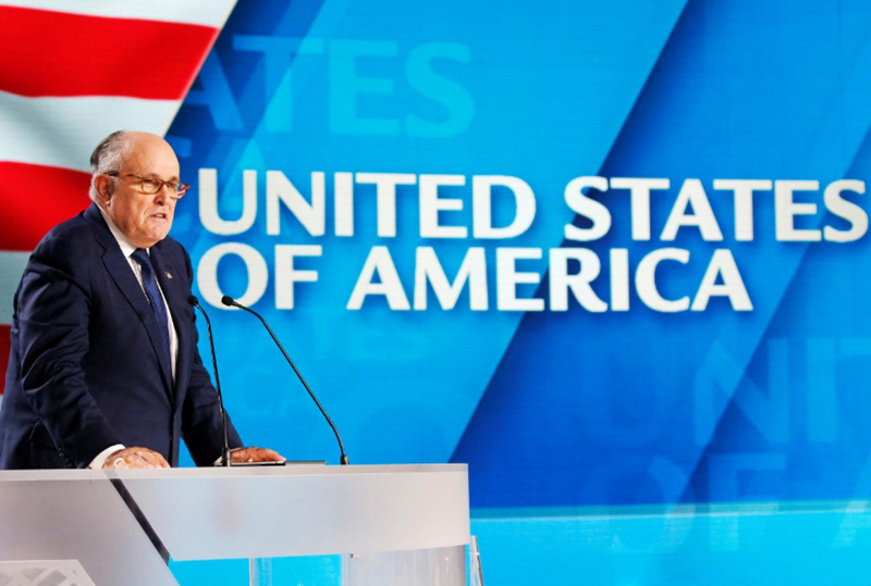 Statement by Rudy Giuliani on the Terrorist Plot Against Free Iran Rally in Paris