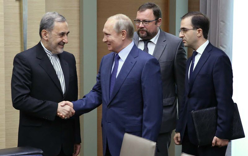 The Argentinean Foreign Ministry has asked Russia to arrest and extradite Ali Akbar Velayati