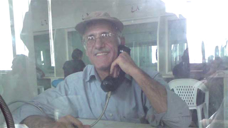 Ali Moezi, Political Prisoner's Jail Time Is Over, Still Not Freed