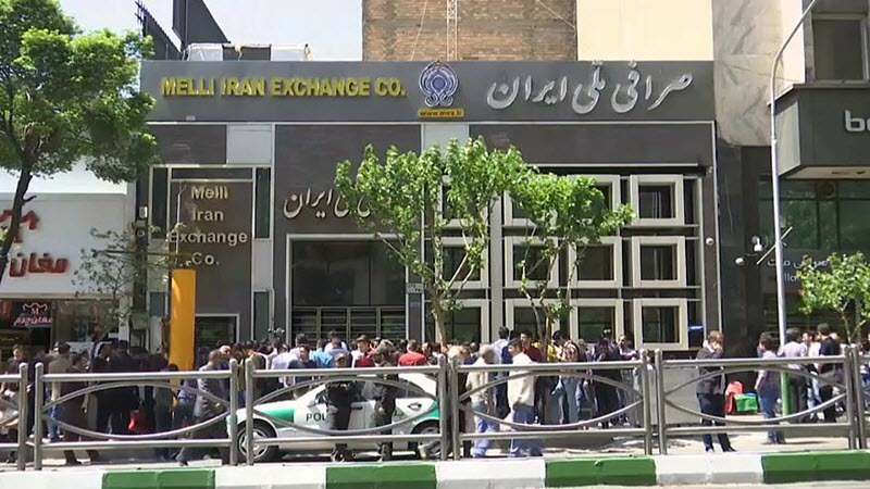 Iran: Regime Must Be Toppled in Order for Economy to Recover