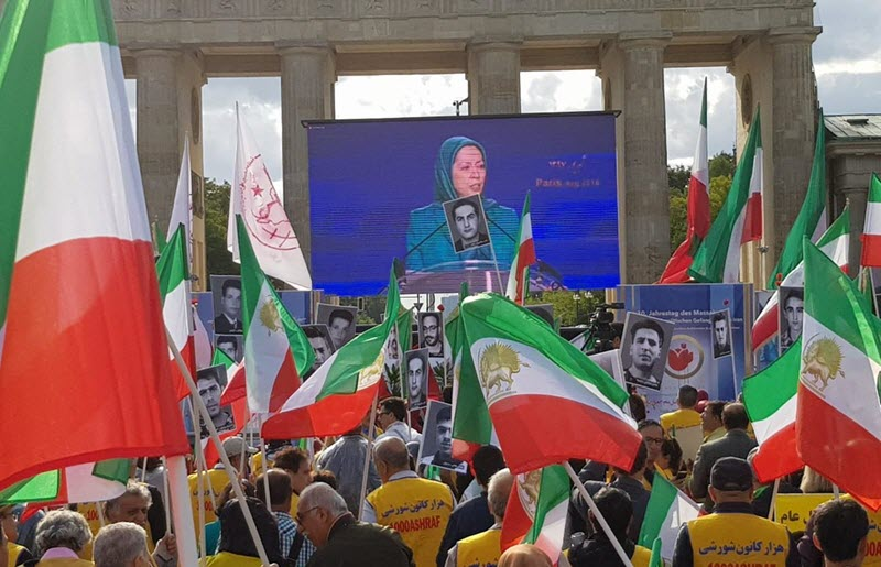 Iranian Communities' Global Conference in 20 Cities Commemorates 30th Anniversary of 1988 Massacre