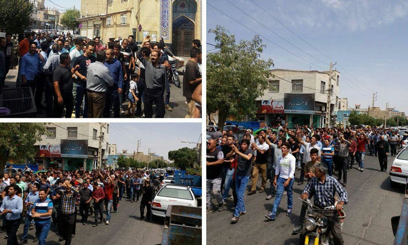 Protesters Will Not Rest Until the Iranian People and Nation Are Free