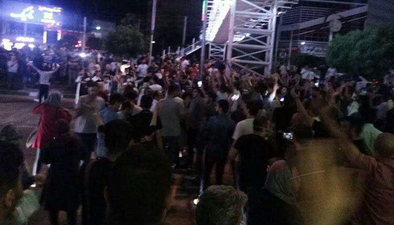 Protests and Demonstrations Continue Across Iran