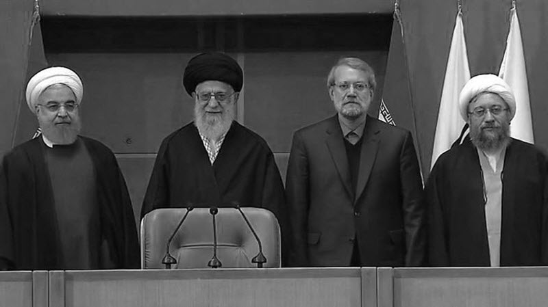 The Iranian Regime's Struggle to Hang on to Power
