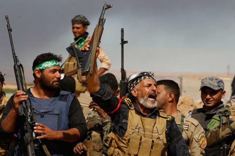 Concerns That Iraqi Equivalent of Iran's Suppressive Basij Force Is Being Established
