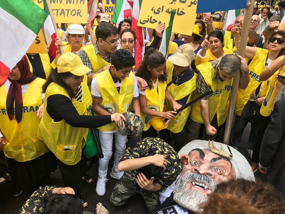 Ending the Dictatorship of Mullahs Is up to the People of Iran Now!