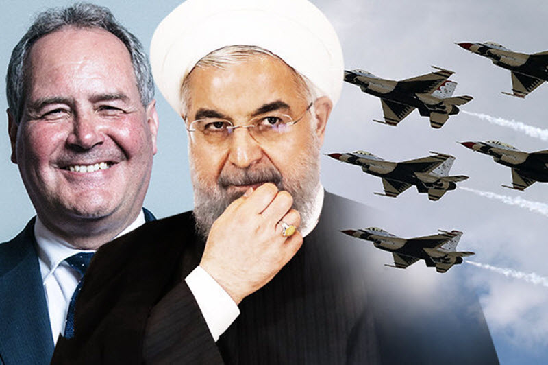 Iran Regime's Paris Terrorist Plot Would Have Caused War